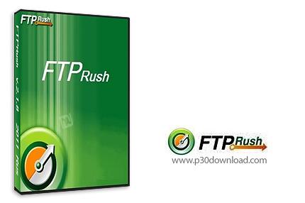 FTP Rush 3.2.1 Crack