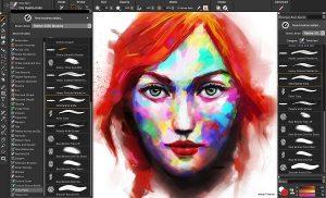 Corel Painter 2021 21.0.0.211 Crack MacOS
