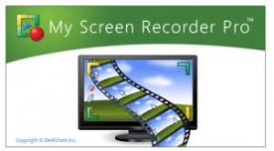 My Screen Recorder Pro 5.3 Crack