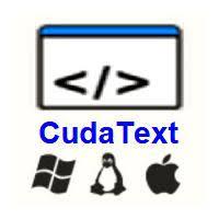 CudaText v1.117.6.0 (64-bit) Crack