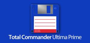 Total Commander Ultima Prime 8.0 Crack