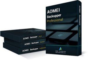AOMEI Backupper Pro 6.1 Crack 2021
